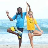 Yoga Sitzung