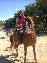 Beach Horse Back Riding