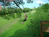 Country World Adventure Park - Zip-Linig und Reitausflug