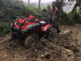 Four Wheel ATV Extreme Adventure Tour Berge und Fluesse