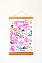 """Print """"Floral Pattern"""""""