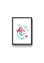 "Print ""Meerjungbär"""