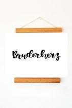 Print Bruderherz