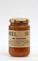 Berg - Honig aus den Cevennen  500 g   BIO