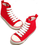 Zip Hi Top-Red