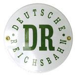 Deutsche Reichsbahn - DR rund