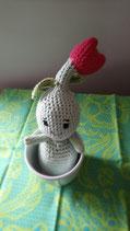 Tulpie rose.