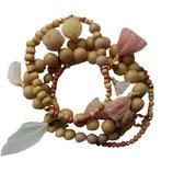 Bohemian style Bracelet set.