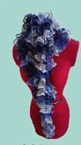 Diana  ruffels 3D sjaal