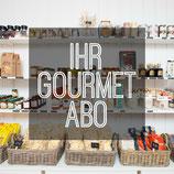 Gourmet Abo 1 Jahr