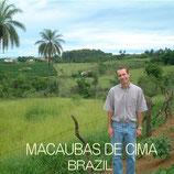 ブラジル「マカウバ・デ・シーマ農園」深煎り 200g