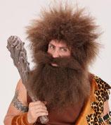 Bart und Schnauz Höhlenbewohner