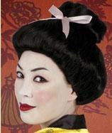 Perücke Geisha