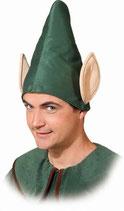 Koboldmütze mit Ohren