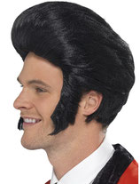 Perücke Elvis 50's Quiff King