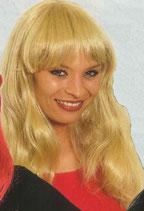 Perücke Francoise blond