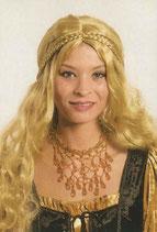 Perücke Edelfrau blond