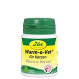Wurm-o-Vet für Katzen 12g