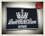 "Patch ""Boom Chicka Boom"""