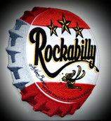 "Patch ""Rockabilly Kronkorken"""