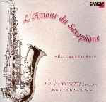 L'Amour du Saxophone - ラムール・ドゥ・サクソフォン
