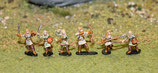 WOOD ELF FEMALES WARRIORS - GUERRIERES ELFES DES BOIS