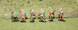 WOOD ELF SPEARS - LANCIERS ELFES DES BOIS