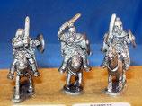 ROMANO-BRITISH HEAVY CAVALRY SWORDS (BARDED HORSES) - CAVALERIE LOURDE EPEES (CARAPACON) BRITTO-ROMAINE