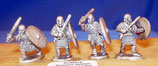ROMANO BRITISH HEAVY INFANTRY SWORDS - EPEES INFANTERIE LOURDE BRITTO ROMAINE