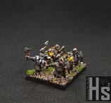 Dwarf Axe Regiment - Régiment de Haches Nain