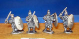 ROMANO-BRITTONS HEAVY INFANTRY CREST SWORDS - INFANTERIE LOURDE BRITTO-ROMAINE CRETE EPEES