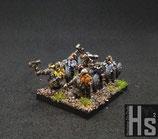 Dwarf Hammer Regiment - Régiments de Marteaux Nain
