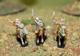 WOOD ELF CAVALRY COMMAND - COMMANDEMENT CAVALERIE ELFES DES BOIS