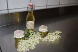 Gelée de fleur de sureau (pot de 120 Gr)