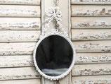 Spiegel mit Rosendekor