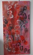 Acrylbild 50 x 100cm