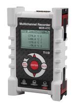MCR-4TC Mehrkanal-Datenlogger