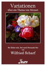 Variationen über ein Thema von Mozart