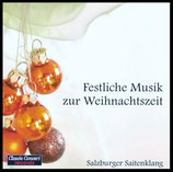 Festliche Musik zur Weihnachtszeit
