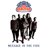 Message in the fire (Limited RED VINYL) - 12 inch LP