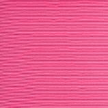50cm Ringel-Bündchen in rosa-pink