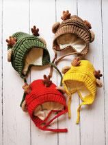 Bonnets Reines de Noël