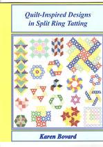 『Quilt-Inspried Designs in Split Ring Tatting / キルト イン スプリットリングタティング』