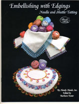 『Embellishing with Edgings(エンべリッシング・ウィズ・エジング』