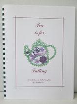 『Tea is for Tatting / ティー・イズ・フォア・タティング』
