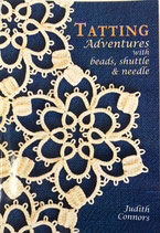 『TATTING  Adventures with beads,shuttle and needle』#T166