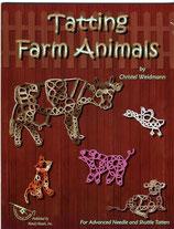 『Tatting Farm Animals(タティングファームアニマル)』
