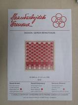 〔Fremme〕 クロスステッチキットGERDA BENGTSSON30-3684MOR