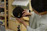 京都:和装ヘアーレクチャー ※教室登録なし