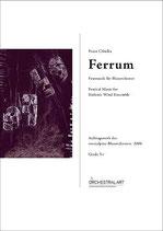 Ferrum - Franz Cibulka